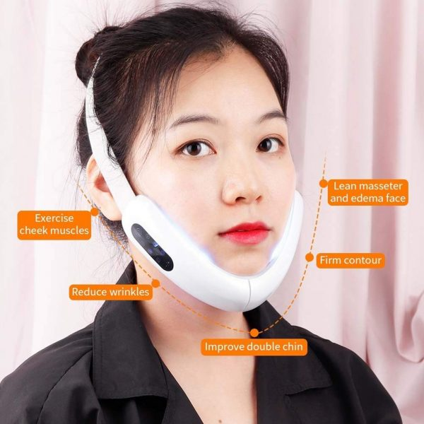 V Shape Face Lift Infrared Light, EMS, Beauty Device_Features