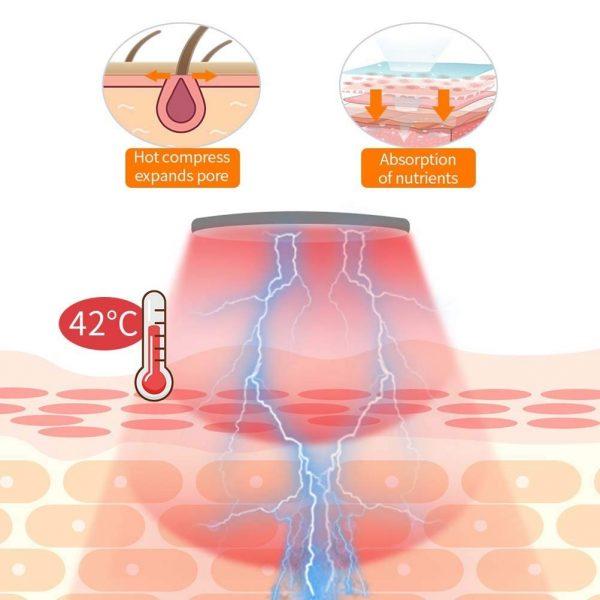 V Shape Face Lift Infrared Light, EMS, Beauty Device_Explained
