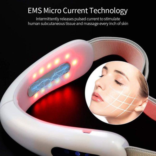 V Shape Face Lift Infrared Light, EMS, Beauty Device_Technology