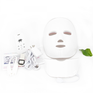 LED Face and Neck Mask_Full set