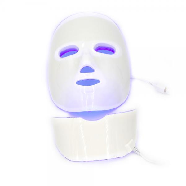 LED Face and Neck Mask_Blue light