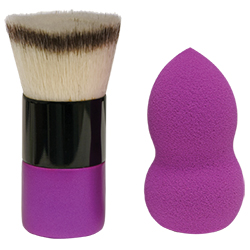 Blending Sponge_Brush Set