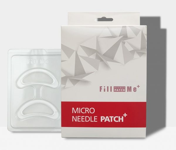 Fill Me Micro-needle Patch-package