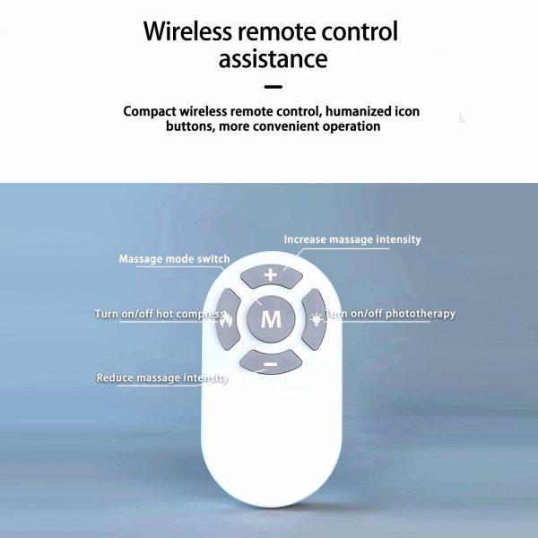 Cervical Neck Massager_Remote control